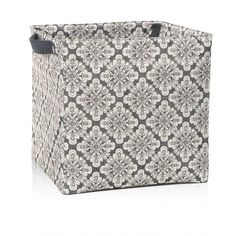 Square Storage Bin in Playful Pinwheel Thirty-One shop now at www.EscapeClutter.com Goes to the Thirty-One Vault to retire on January 31, 2017. While Supplies Last!