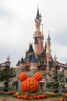 Halloween at Disneyworld 2012
