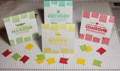 Stacy's Stampin' Spot - Stampin' Up! Cards