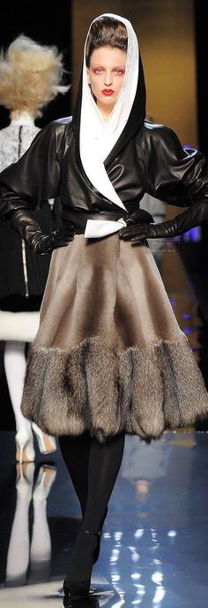Jean Paul Gaultier Fall-Winter 2014-2015   The House of Beccaria~
