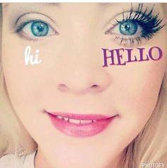 "If you want ""Hello"" lashes, order 3D Fiber Lash Mascara! www.youniqueproducts.com/sarahgrindley"