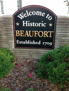 Beaufort historic