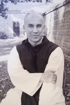 """(1915 -1968) Thomas Merton, a Catholic writer and Trappist monk, """"renewed interest in the practice of contemplation."""" (Bass, loc. 3670)"""