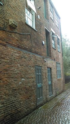 Old Architecture. Hull.