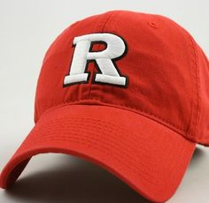 new arrival 9e4fc da77a Rutgers Scarlet Knights Legacy Adjustable Hat- Gotta have one Ncaa College  Football, Alma Mater