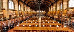 Sainte-Geneviève Library, Paris, http://www.fr-online.de/reise/boston--dublin--stuttgart-die-zehn-schoensten-bibliotheken-der-welt,1472792,30199350.html