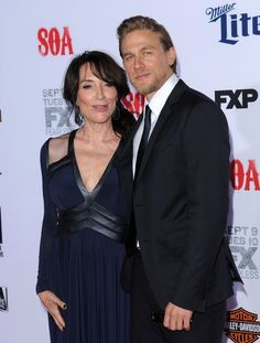 """Charlie Hunnam Photos: """"Sons of Anarchy"""" Premiere"""