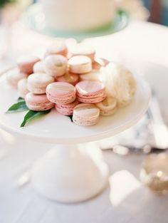 Macarons: http://www.stylemepretty.com/2016/01/21/macarons-the-new-it-wedding-dessert/