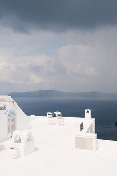 Anna Maloverjan Greeting Card featuring the photograph Minutes Before Thunderstorm by Anna Maloverjan Santorini House, Santorini Greece, Greece Architecture, The World's Greatest, Cool Artwork, Great Artists, Home Art, Airplane View, Fine Art America