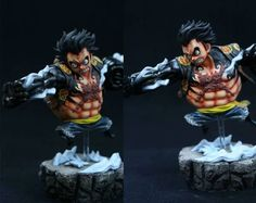 One Piece | Action Figure | Luffy Gear 4