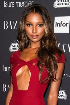 Jasmine Tookes  - Here's Proof That Natural Hair Is Taking Over The Runway