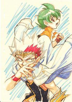Ryuga and kenta