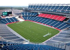 would be at Gillette Stadium