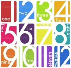 Picture of The Number Dozen. Excellent for teaching!