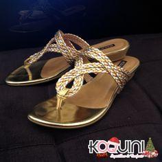 Calor pede rasteirinha e essa é deliciosa nos pés. Compre Online: http://koqu.in/16xGg7Y #koquini #sapatilhas #euquero #rasterinha