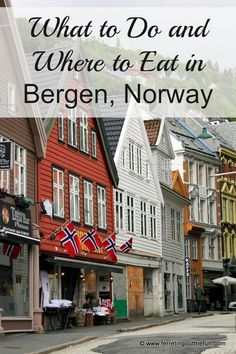 With world-class museums, architecture, cafes, shopping, and unbelievable views, Bergen Norway has everything you need for a perfect city break!