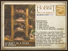 Hobbit In A Hole