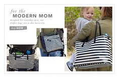 For the Modern Mom    DwellStudio + Thermos - a collection of chic necessities for everyday.