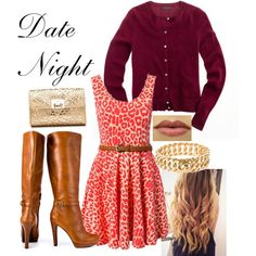 Date Night created by StarberryPlant