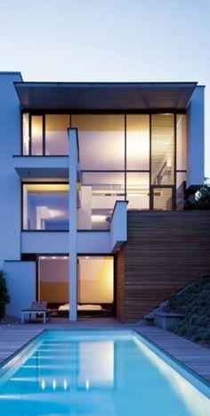 Modern dream home ~ Repinned by Federal Financial Group LLC #FederalFinancialGroupLLC ffg2.com www.facebook.com/...