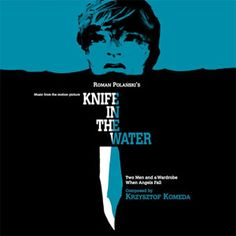 Krzysztof Komeda Knife In The Water & Two Men And A Wardrobe Soundtrack Import LP