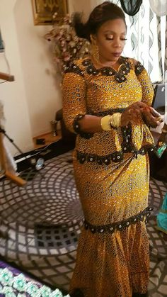 African Party Dresses, Latest African Fashion Dresses, African Dresses For Women, African Print Dresses, African Print Fashion, Africa Fashion, African Attire, African Women, African Traditional Wedding Dress