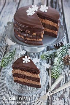 - - Page 2 of 10 Vegan Kitchen, Edith's Kitchen, Romanian Desserts, Healthy Baby Food, Vegan Meal Prep, Something Sweet, Vegan Desserts, Baby Food Recipes, Chocolate Cake