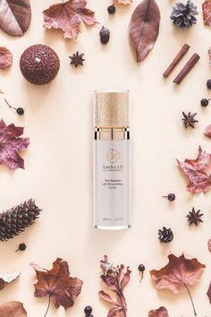 Høst-rutinen for sunn hudhelse! Luxury Cosmetics, Cosmetic Packaging, Packaging Design, Skincare, Skincare Routine, Skins Uk, Skin Care, Design Packaging, Asian Skincare
