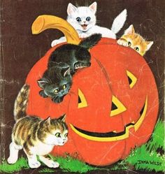Vintage Halloween Pictures, Photos, Images, and Pics for Facebook ...