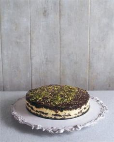 Nigella Lawson ROCOCOA CAKE - I use the filling from this recipe for my triple layer chocolate courgette cake