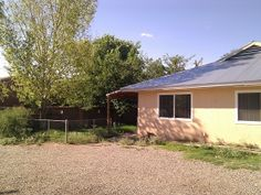 My old house in the South Valley - Albuquerque, NM