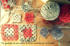 aprendendo a fazer crochê com a minha lã da serra da estrela | learning by doing with a very special portuguese wool yarn  #beiroa