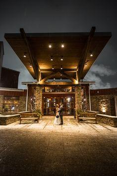 Snow ski destination wedding - Poconos wedding - Richard Barlow Photography