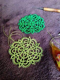 Risultati immagini per gioie tatting lace