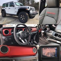 2018 'Bright White' Jeep All-New Wrangler Unlimited Rubicon 4x4.  BLUETOOTH. LEATHER. BACKUP CAM. TOW.  Stock 18139.  Click pic for more info.