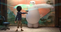 10 things you should know about Big Hero 6 before you see it--& I cannot wait to see it!!