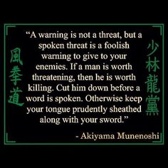 Quotes about Samurai quotes) Wisdom Quotes, Quotes To Live By, Me Quotes, Motivational Quotes, Inspirational Quotes, People Quotes, The Words, Samurai Quotes, Martial Arts Quotes