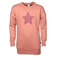 Molo Hip Meisjes Tuniek Long Sweater Mary Neon Salmon Kinderkleding, Kindermode en Babykleding www.kienk.nl