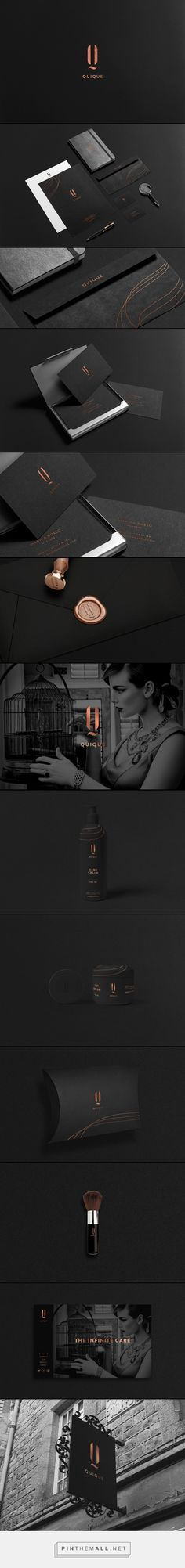 Quique cosmetics on Behance