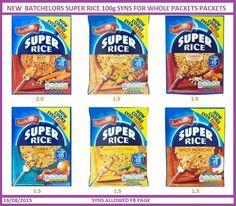 Batchelors super rice