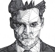 Johnny Depp by Josh Bryan