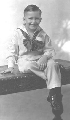 1920s sailor suit