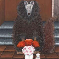 Io sono il lupo Edito da Le Brumaie Editore Scritto e illustrato da Mariangela Licciardello http://mariangelalicciardello.blogspot.it