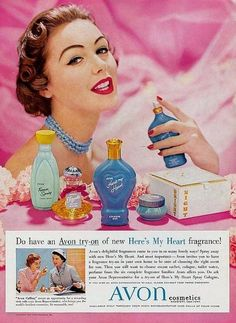 Lovely 1967 Gifts By Avon Joy Give Receive Cosmetics Woman Lingerie Girl Gown Ad Advertising