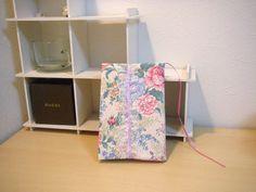 文庫本サイズのブックカバーです。裏地もかわいいです。|ハンドメイド、手作り、手仕事品の通販・販売・購入ならCreema。