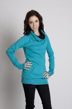 Style Trend Clothiers - Bench Dopio Pullover in Aqua, $79.00 (http://www.styletrendclothiers.com/bench-dopio-pullover-in-aqua/)