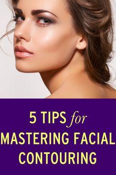 How to master facial contouring