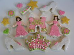 Pretty Princess | Made for a friend's niece a while back. Th… | Flickr