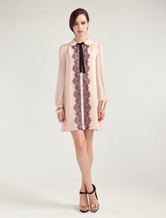 ALICE by Temperley, Spring Summer '13, Mini Pirouette Dress