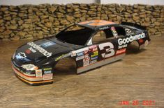 Monte Carlo #3 Goodwrench Dale Earnhardt NASCAR Model Kit BODY ONLY 1/24 1/25 #UnknownQsD Slot Car Racing, Dale Earnhardt, Model Kits, Monte Carlo, Nascar, Vehicles, Ebay, Car, Vehicle